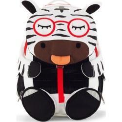 N L - Large Friends Backpack - Zebra