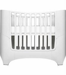 Tulip - Leander Convertible Crib - White