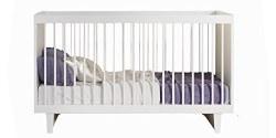 Furniture - Fine Crib/Cot Bed White