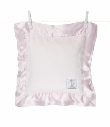 Little Giraffe -  Luxe Pillow - Pink
