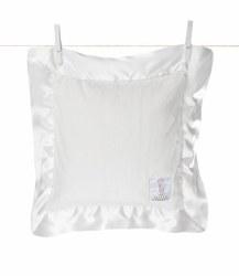 Little Giraffe -  Luxe Pillow - White
