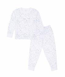 Livly Baby - 2-Piece Set Splash Blue 12-18