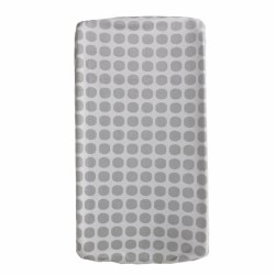 Lolli Living - Change Pad Cover - Gry MDot
