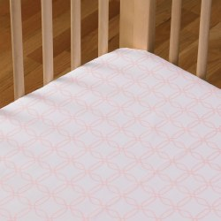 Lolli Living - Cotton Popplin Fitted Sheet - PnkLinks