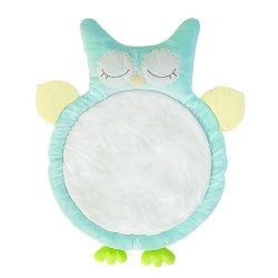 Lolli Living - Playmat - Aqua Owl