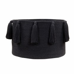 Lorena Canals - Basket Tassels - Black