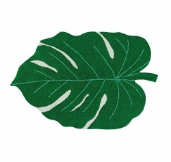 Lorena Canals - Monstera Leaf Washable Rug