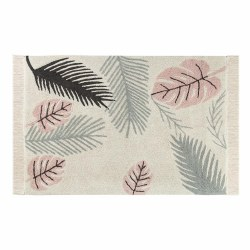 Lorena Canals - Tropical Washable Rug - Pink