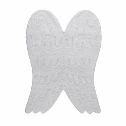 Lorena Canals - Wings Silhouette Rug - White
