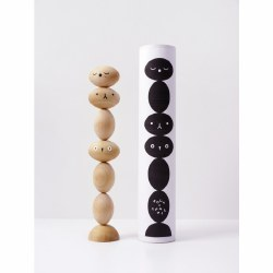 Rock & Pebble - Toto The Toy Totem
