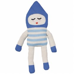 Lucky Boy Sunday - Bon Bon Blue Doll