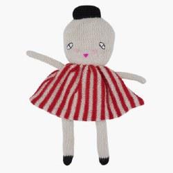 Lucky Boy Sunday - Miss White Doll