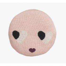 Lucky Boy Sunday - Chair Pillow - Sweetheart Pink