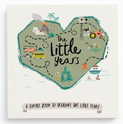 Lucy Darling - Memory Book - The Little Years Toddler Boy
