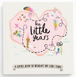 Lucy Darling - Memory Book - The Little Years Toddler Girl