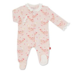 Magnetic Me - Modal Magnetic Footie Birds of Paradise Newborn