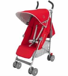 MaClaren -  Quest Stroller Cardinal/Silver