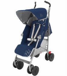 MaClaren -  Techno Xt Stroller Blue/Silver
