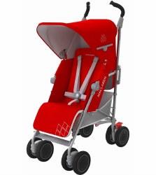 MaClaren -  Techno Xt Stroller Cardinal/Silver