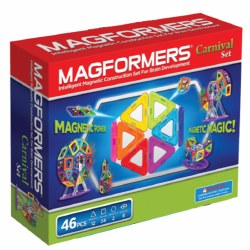 Magformers - Carnival 46 Piece Set