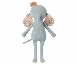 Maileg - Circus Friends Elephant Blue