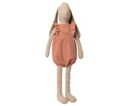 Maileg - Doll Size 5 - Rabbit Jumpsuit Rose