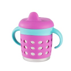 Make My Day - Sippy Cup Blue/Purple