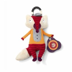Mamas & Papas -  Activity Toy - Nuttie Squirrel