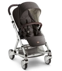 Mamas & Papas -  Urbo2 Stroller - Chestnut Tweed