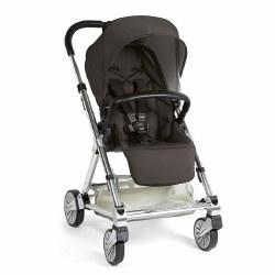 Mamas & Papas -  Urbo2 Stroller- Aluminium/Black