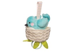 Manhattan Toys - Lullaby Musical Pull Toy - Bird