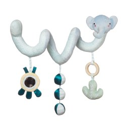 Manhattan Toys - Activity Spiral - Safari Elephant