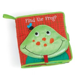 Manhattan Toys - Activity Book - Find the Frog
