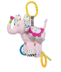 Manhattan Toys - Bolssom Elephant Activity Toy