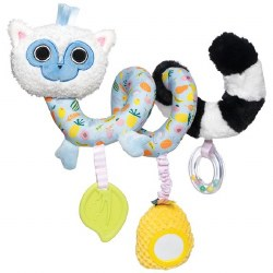 Manhattan Toys - Spiral Activity - Lemur