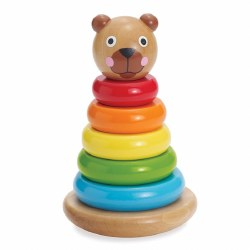 Manhattan Toys - Brilliant Bear Magnetic Stack-Up