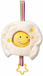 Manhattan Toys - Lullaby Musical Pull Toy - Sun