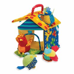 Manhattan Toys - Put & Peek Birdhouse