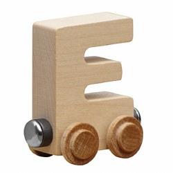 Name Train -  Clear Finish E