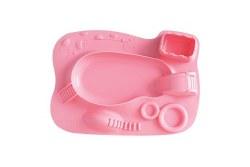 Marcus & Marcus - Amusement Mat - Pink Pig