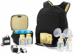 Medela - Double Electric Pump In Style Backpack