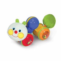 Melissa & Doug - Press & Go Inchworm