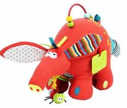 N L - Activity Plush Toy - Aardvack