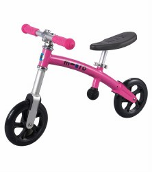 Micro Kickboard - Balance G-bike Pink