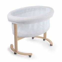 Micuna - Smart Fresh Bassinet - Natural/White