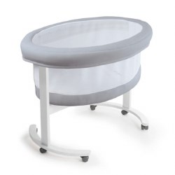 Micuna - Smart Fresh Bassinet - White/Grey
