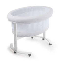 Micuna - Smart Fresh Bassinet - White/White
