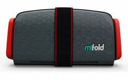 Mifold - Grab and Go Booster Seat - Slate Grey
