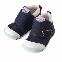 Miki House - My First Shoes Navy 4