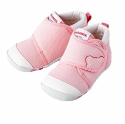 Miki House - My First Shoes Pink 4
